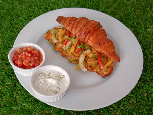 El Fajita Croissant