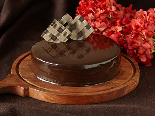 Sinful Chocolate Mud Cake [GF]