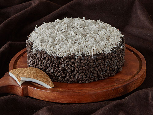 Chocolate Bounty Cake [GF]