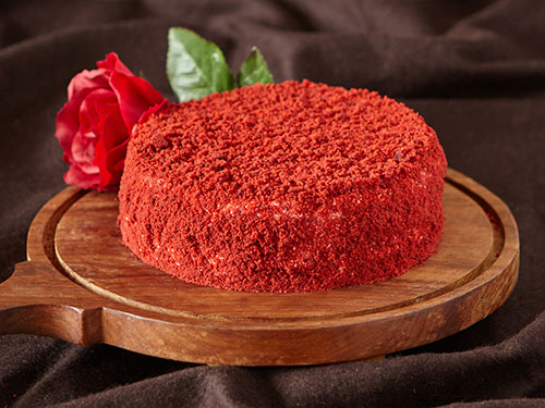 Red Velvet Cake [GF]