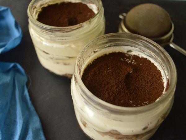 Tiramisu Jars (2 Jars)