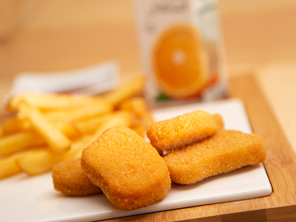 Kids Nuggets Meal 4