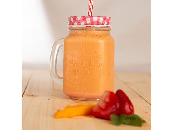 Mango Strawberry Fusion