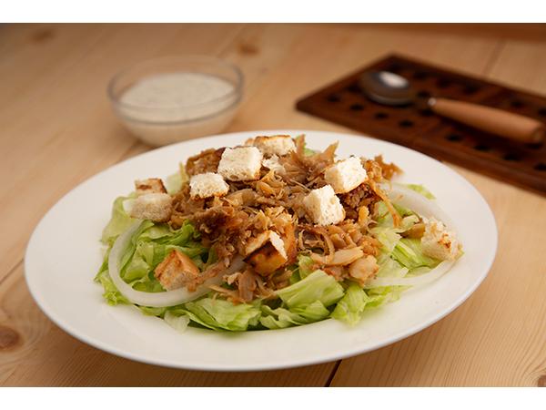 Mediterranean Spice Salad