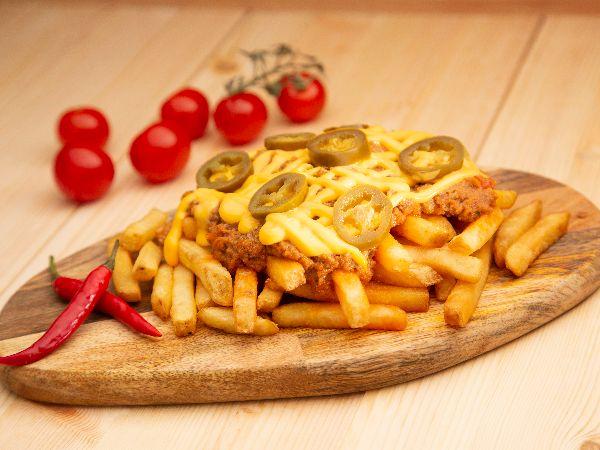 DK Lave Fries