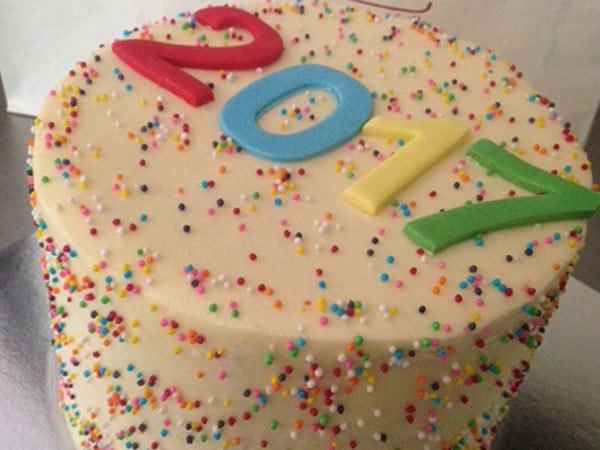 Rainbow Cake [1.5 Kg]