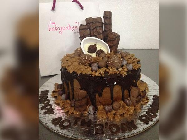 Chocolate Overload Cake [2 Kg]