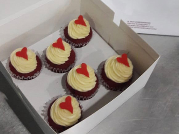 Large Cupcake [Box of 6]