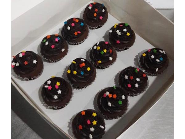 Large Cupcake [Box of 12]