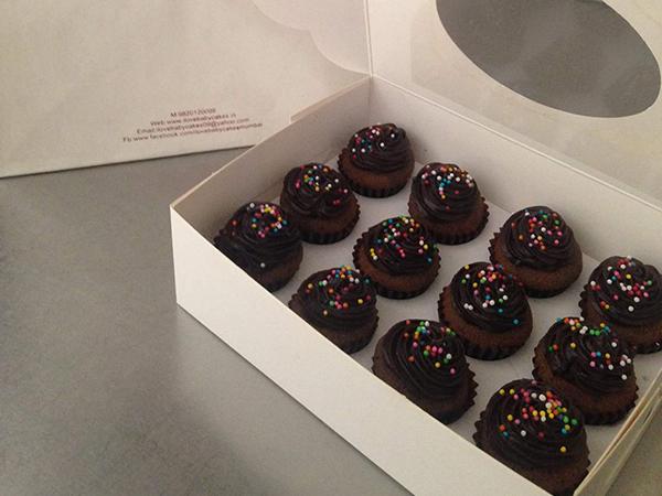 Mini Cupcake [Box of 12]