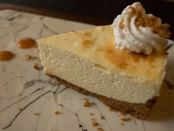 Vegan and Gluten - Free Lemon Chia Cheesecake
