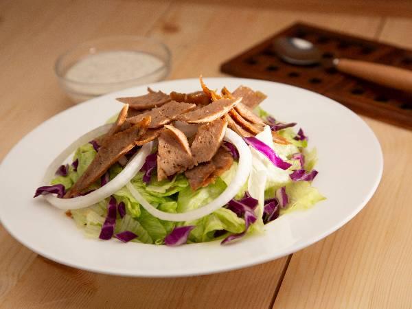 Chicken Doner Caesar Salad