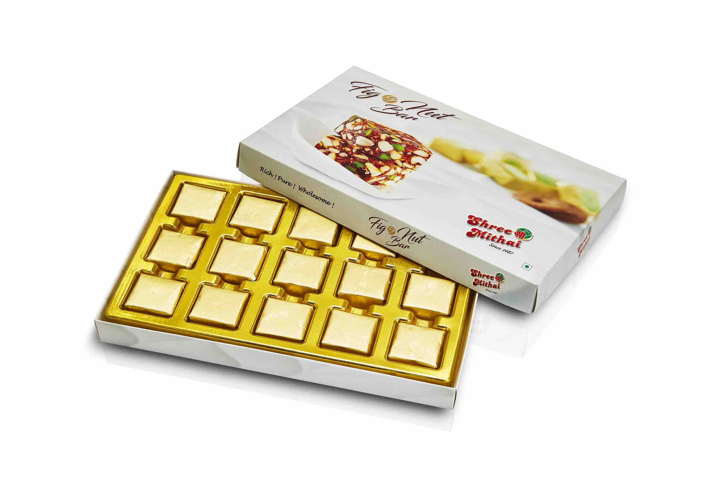 Fig & Nut Bar (15 Pcs)