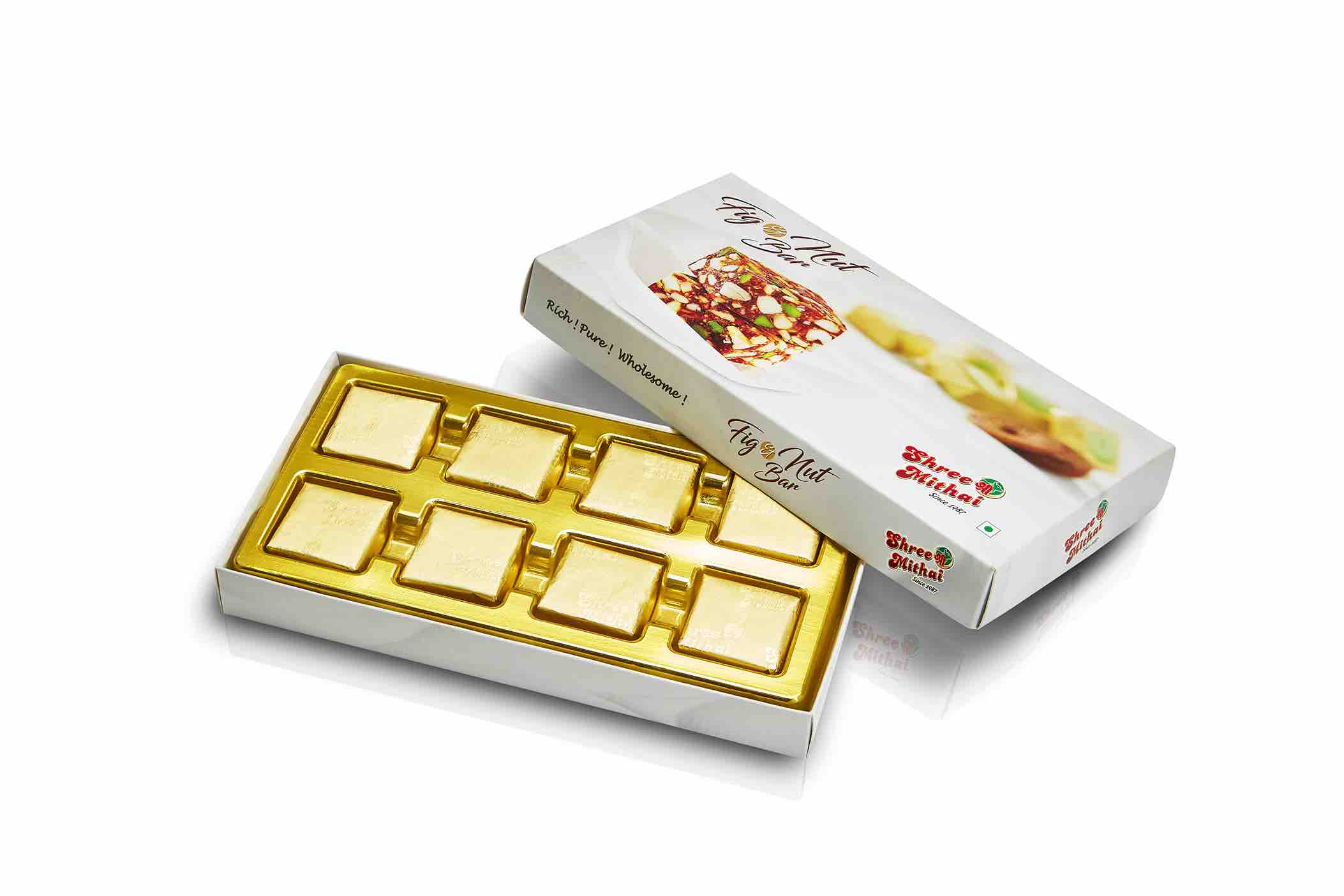 Fig & Nut Bar (8 Pcs)