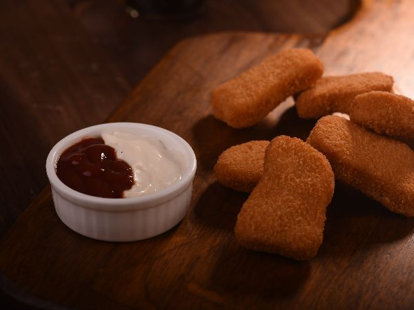 Chicken Nuggets Meal 9