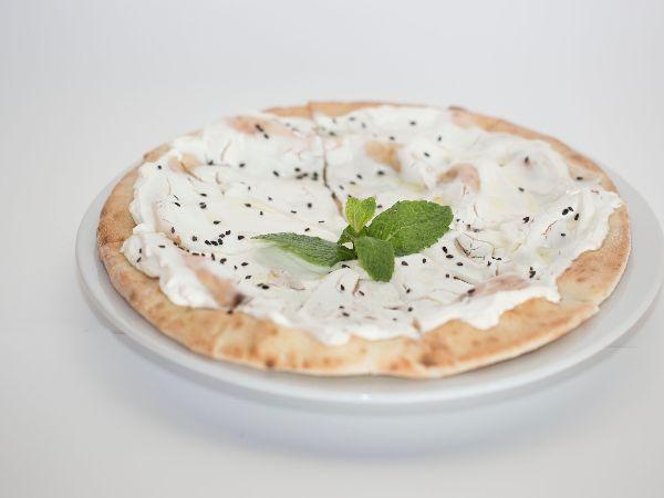 Labneh Manoushe