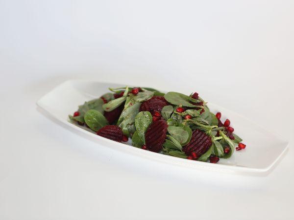 Beetroot Bakleh Salad