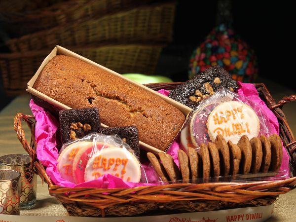 Diwali Gift Number 5 (Small Diwali Gift Basket)