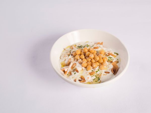 Fatteh with Hummus