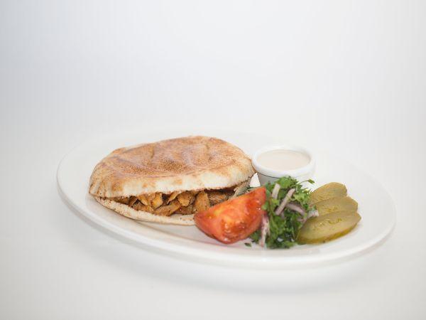 Shawarma Plate (Chicken)