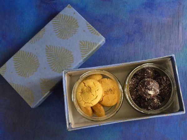 Cookie Crumb Box