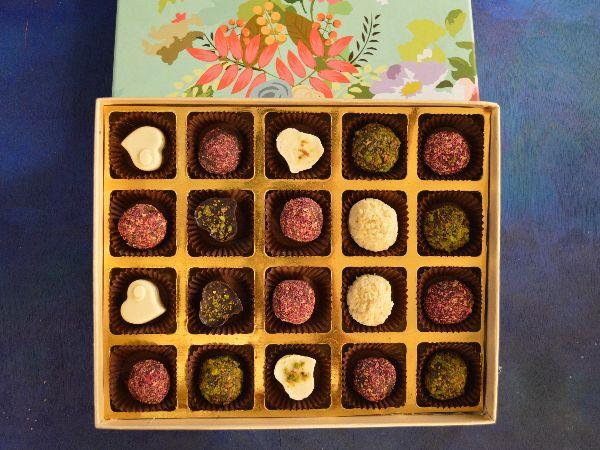 Festive Truffle Box