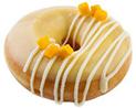 Mango Indulgence Doughnut