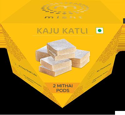 Kaju Katli [4 PODS]