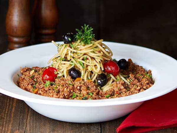 Spaghetti Bolognaise (Lamb)