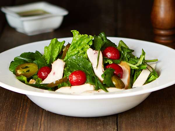 Hickory Smoked Chicken Salad