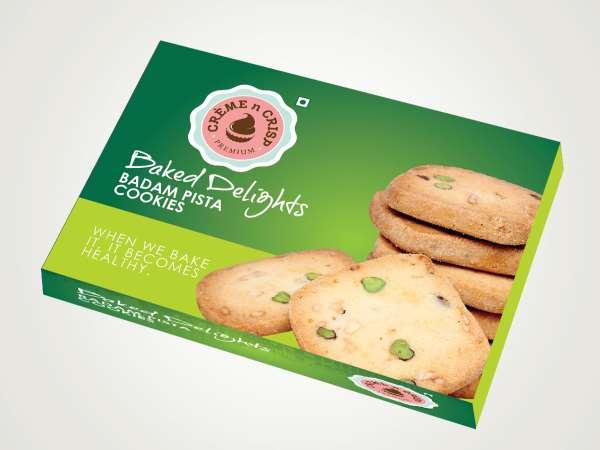 Kaleva Badam Cookies [300 grams] CBD