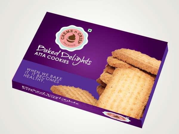 Kaleva Atta Cookies [300 grams] CBD