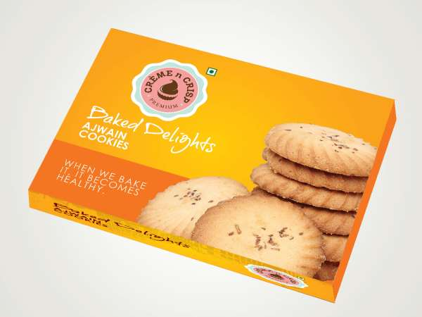 Kaleva Ajwain Cookies [300 grams] CBD