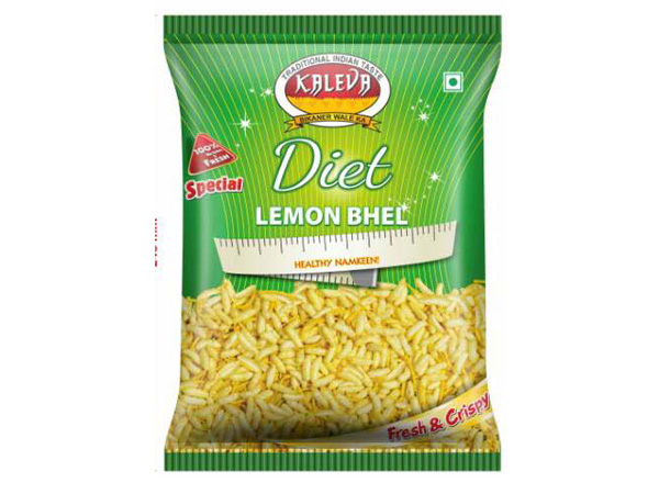 Kaleva Diet Lemon Bhel [150 grams]