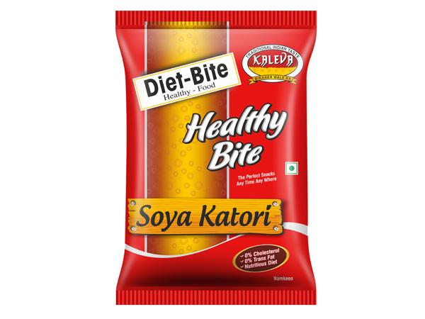 Kaleva Healthy Bite Soya Katori [120 grams]