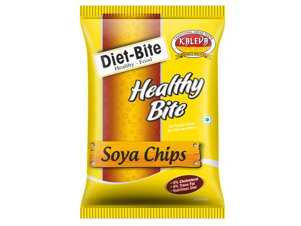 Kaleva Healthy Bite Soya Chips [150 grams]