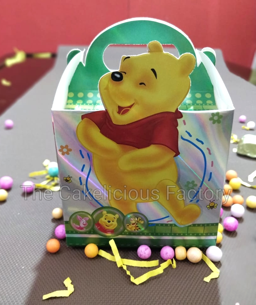 Winnie-the-Pooh Chocolate Gift Pack of 15 Assorted Chocolates