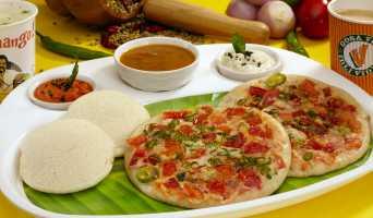 Utthapam / Rawa Dosa Meal