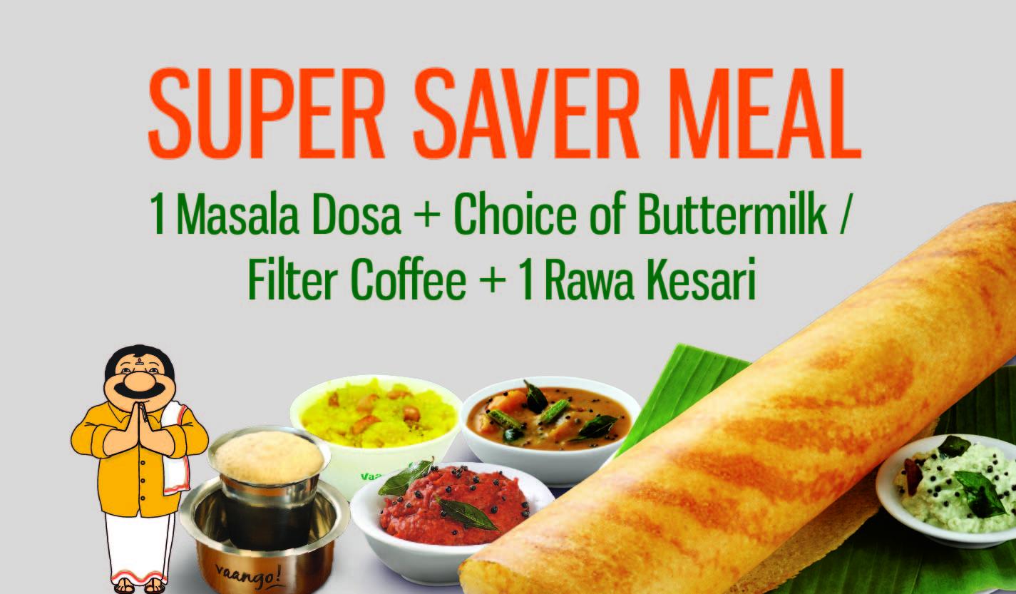 Super Saver Meal