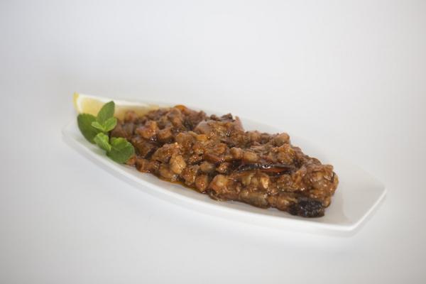 Eggplant Mousakaa