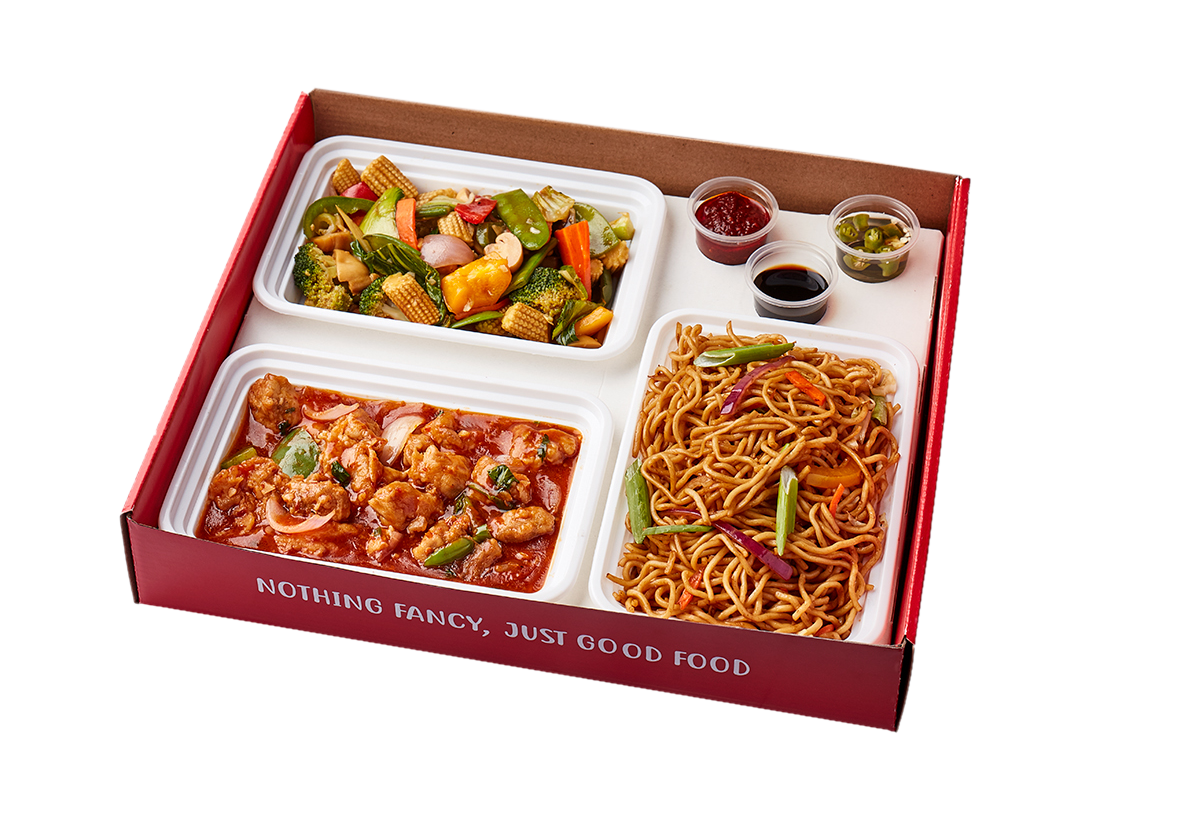 Chinese Non-Veg Meal Box