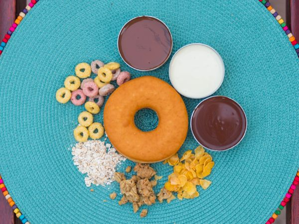 Cereal Donut