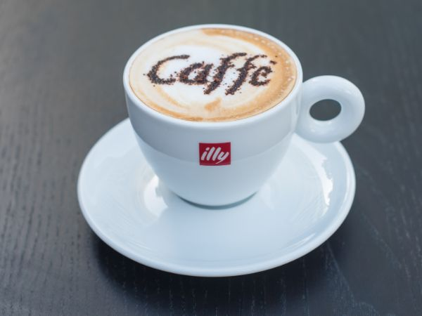 Illy Cafe Latte