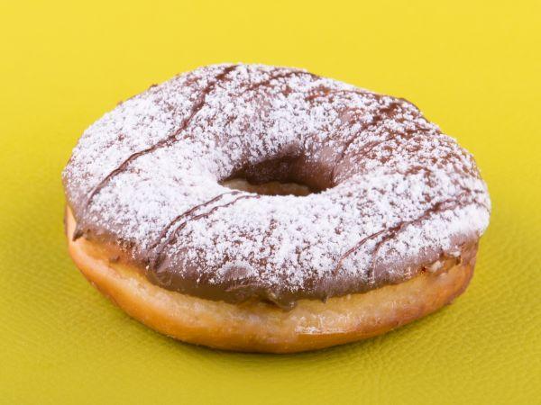 Snowhite Donut