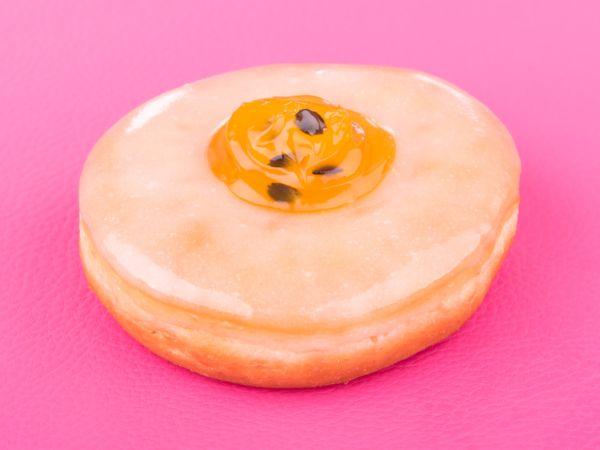 Tangerine Donuts