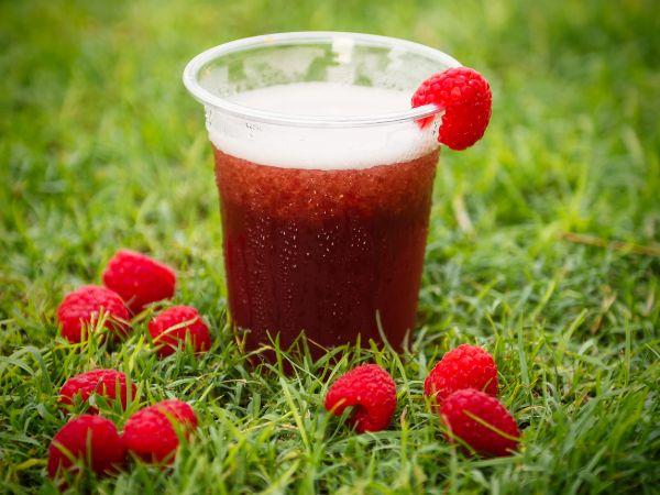 Vegan Raspberry & Blackcurrant Smoothie [10 Oz]