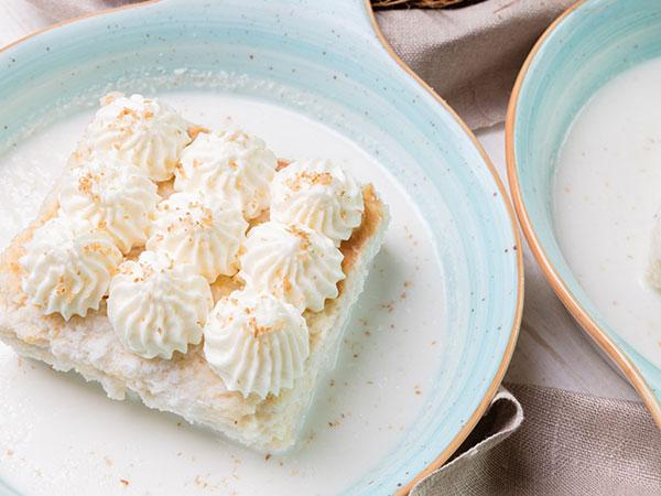 Coconut Sukkar Milk Cake