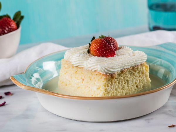 Classic Sukkar Milk Cake