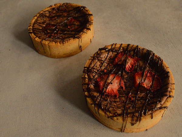 Flourless Chocolate Torte (Gluten-free)