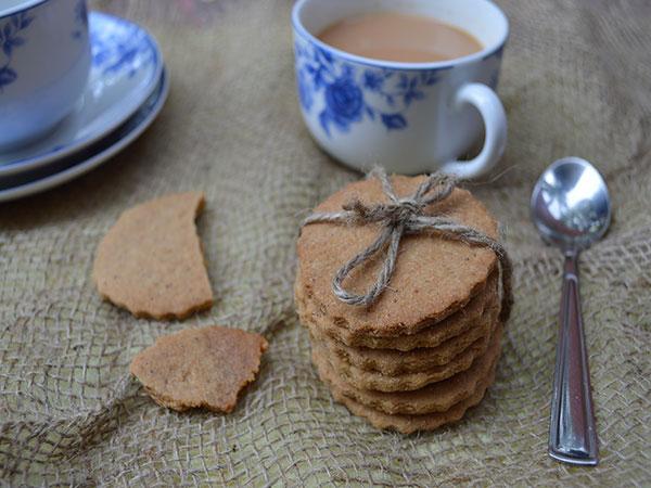 Ginger Cinnamon Cookies.